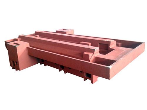 机床铸件的结构特点同退火的原因